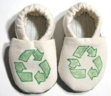 Patucos de algodón orgánico para peques andadores