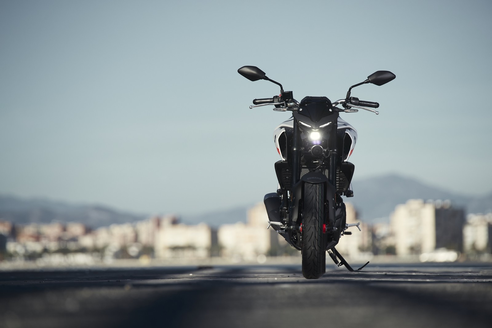 Foto de Yamaha MT-03 2020, prueba (17/33)