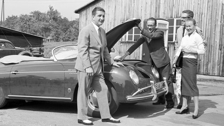 Porsche Entrega Sus Autos En La Fabrica 5