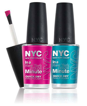 Mi post de despedida: New York Color lanza en España sus esmaltes de secado en 1 minuto