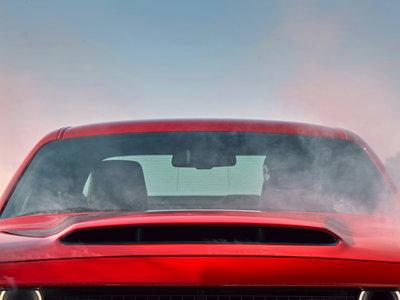 El Dodge Challenger SRT Demon te robará el oxígeno con su toma de aire de 290 cm²