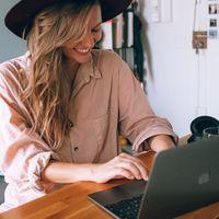 Cuatro compras muy TOP para montarte un despacho en casa con estilo (ocupando poco espacio)