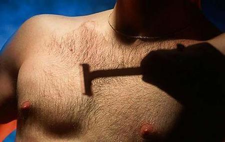 Depilación íntima masculina