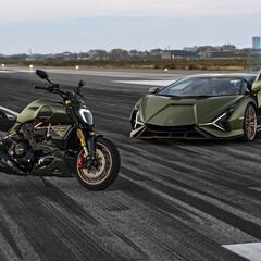 Foto 6 de 10 de la galería ducati-diavel-1260-lamborghini-2021 en Motorpasion Moto