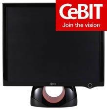 Cebit 2006: monitores emocional de LG