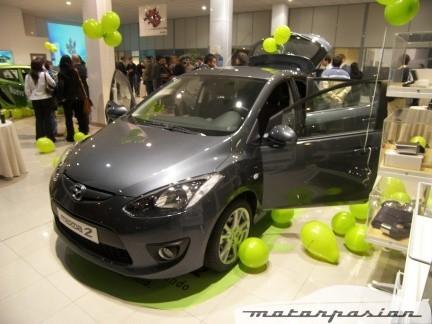 Presentación del Mazda2