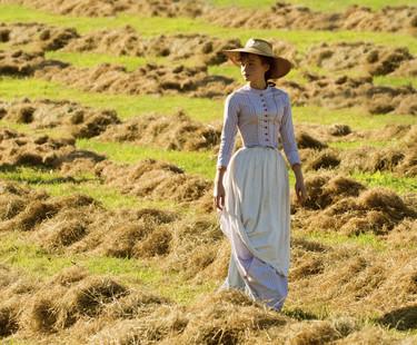 Moda de cine: Carey Mulligan protagonista del vestuario de 'Lejos del mundanal ruido'