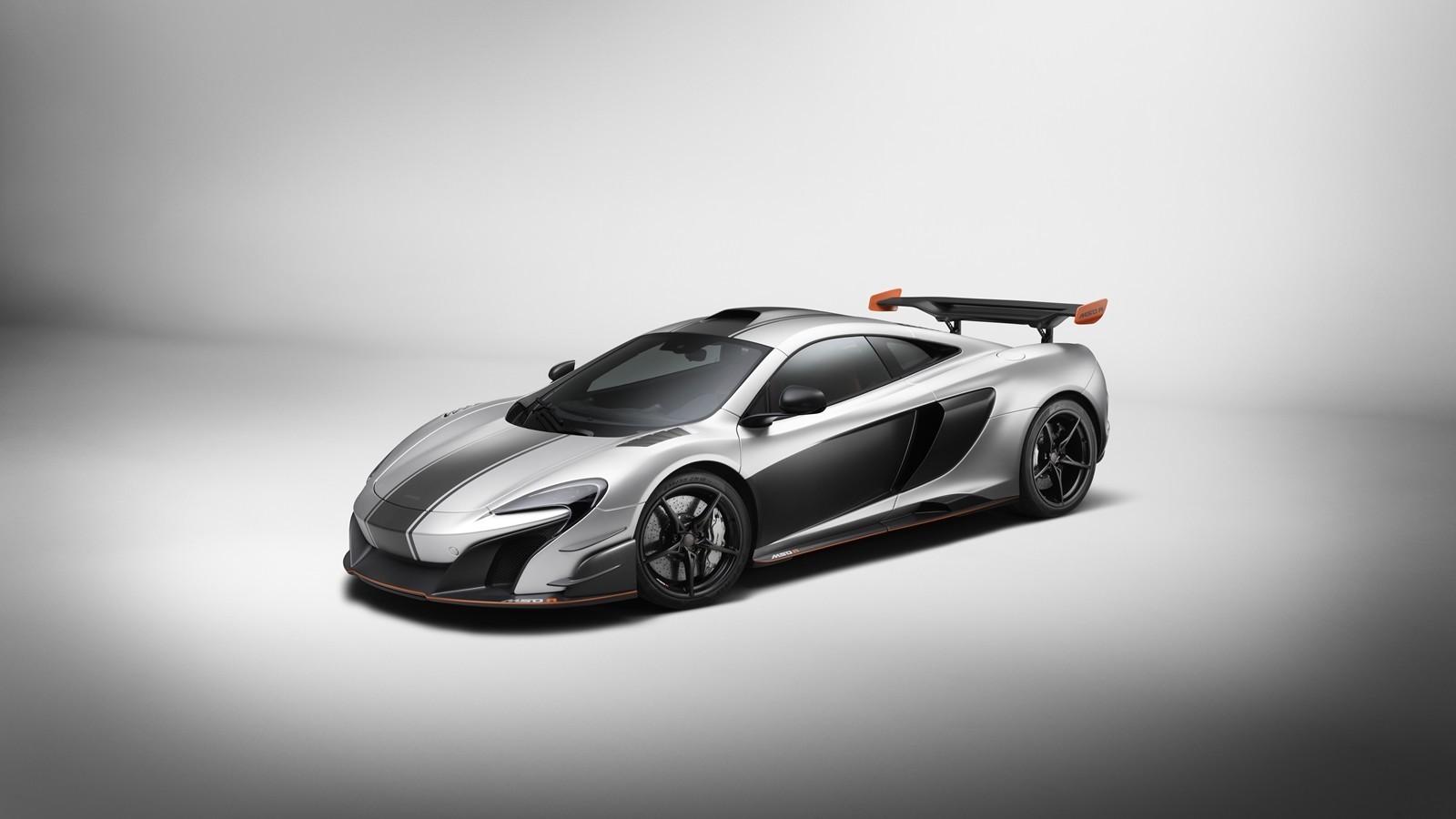 Foto de McLaren MSO R Coupé y R Spider (12/13)