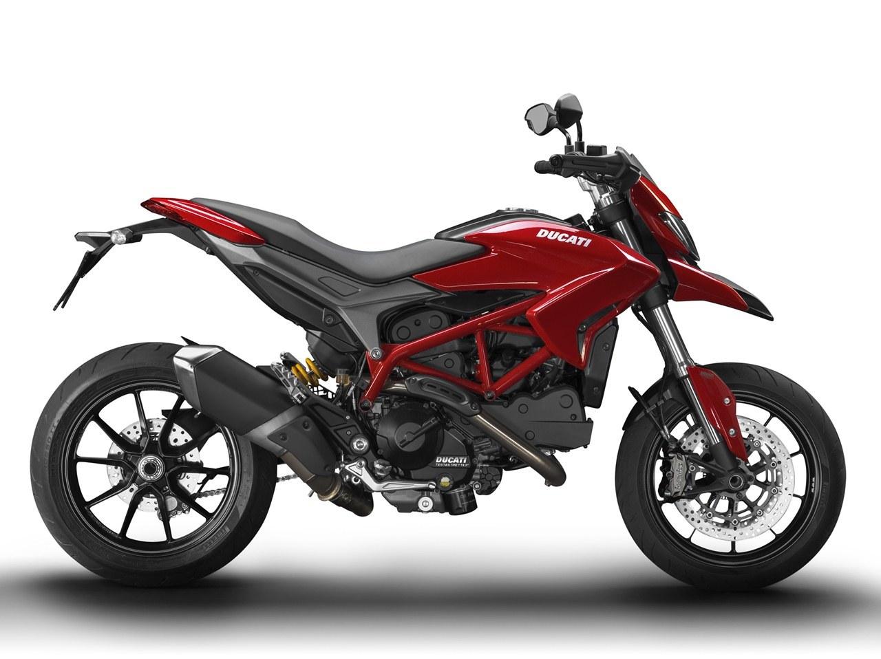 Foto de Ducati Hypermotard, Hypermotard SP e Hyperstrada (10/19)