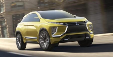 En un onírico futuro verde y ecológico, tu auto de uso diario será el Mitsubishi eX Concept