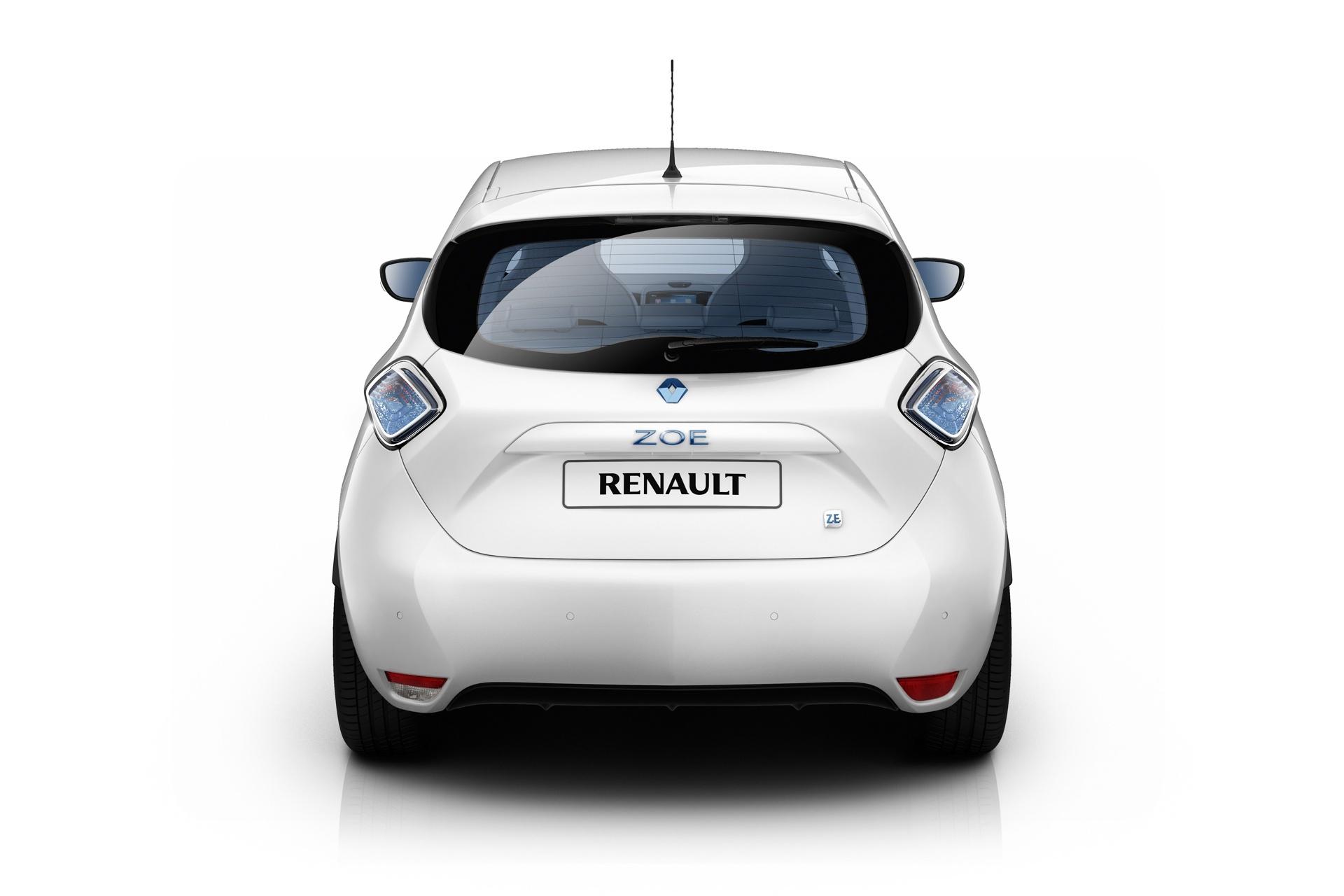 Foto de Renault ZOE (138/151)