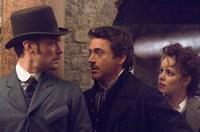 'Sherlock Holmes' de Guy Ritchie, nuevas imágenes