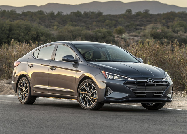 Hyundai Elantra 2019: Precios, versiones y equipamiento en México