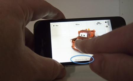 applesfera bloqueo AF en iPhone