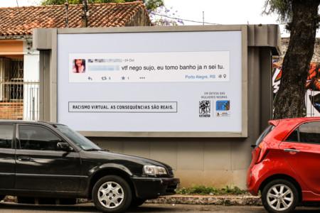 """""""Racismo virtual, consecuencias reales""""; la campaña que evidencia a los trolls más xenófobos del barrio"""