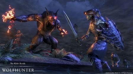 The Elder Scrolls Online Wolfhunter 02
