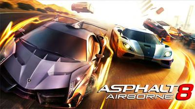 Asphalt 8: Airborne llega a Windows Phone 8 y Windows 8