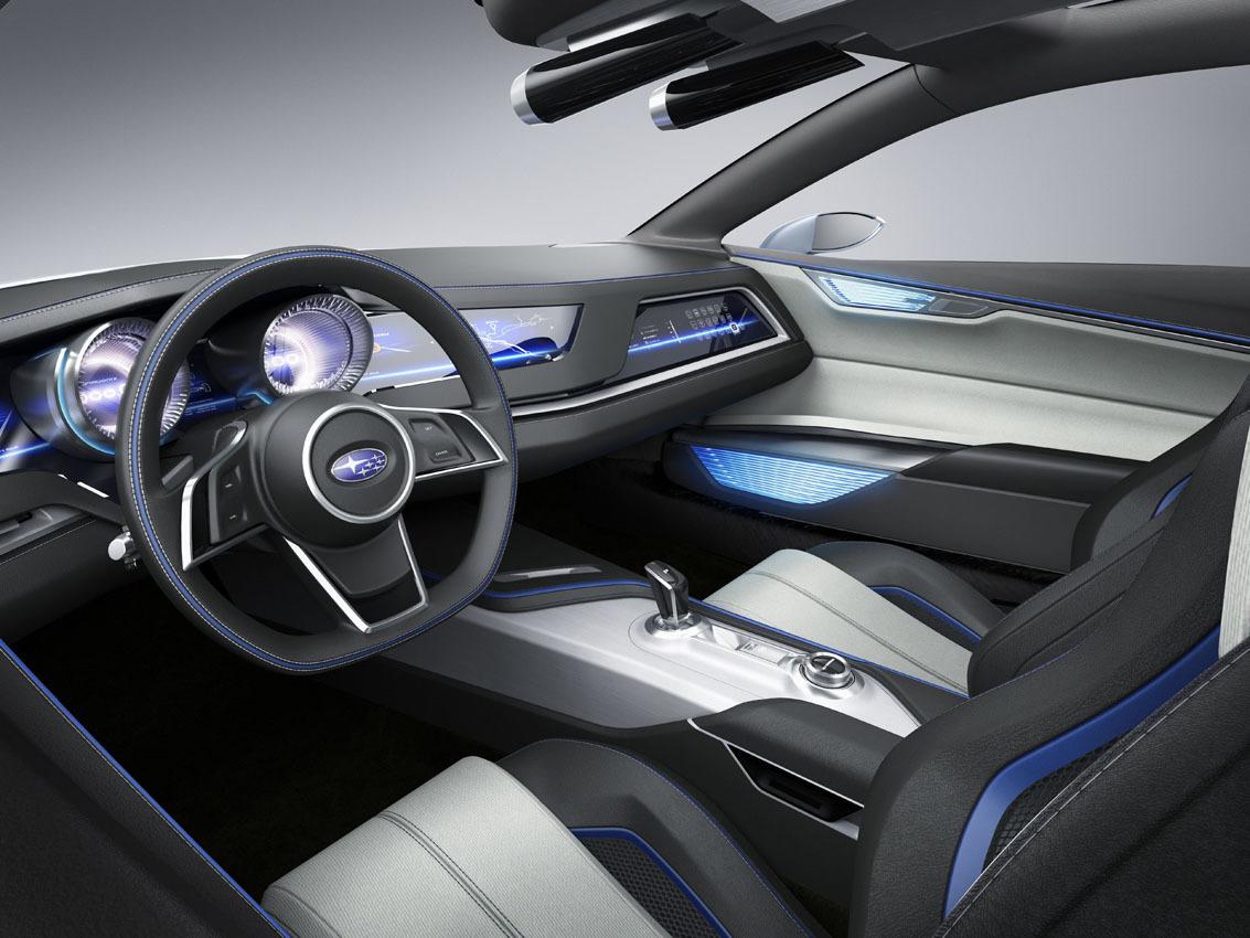 Foto de Subaru Viziv Concept (10/28)
