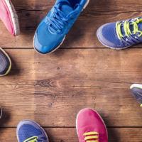 Al comprar zapatillas, no te dejes llevar por las apariencias