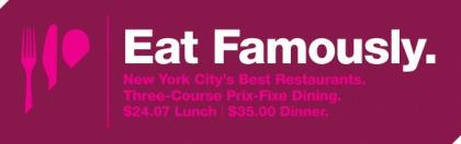 La Semana del restaurante en Nueva York