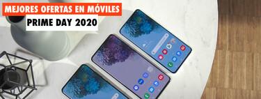 Amazon Prime Day 2020: Mejores ofertas del día en móviles