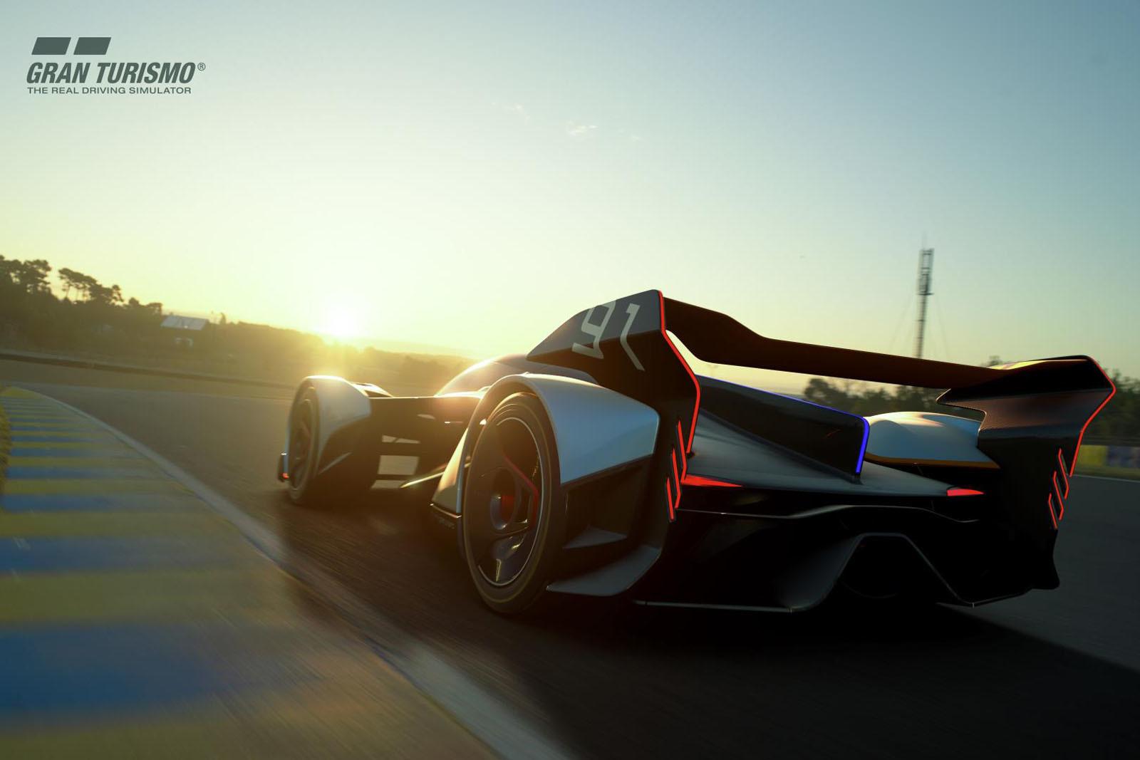 Foto de McLaren Ultimate Vision Gran Turismo (9/10)