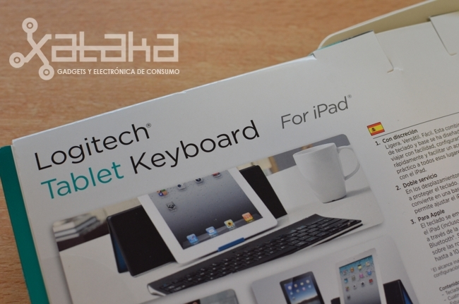 Foto de Logitech Keyboard Tablet (8/11)