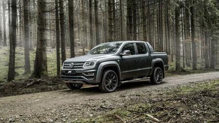 ABT convierte a la Volkswagen Amarok en una súper troca de 300 caballos de fuerza