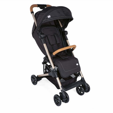 La silla de paseo Chicco Miinimo2 ultracompacta en color negro está rebajada a 195,77 euros en Amazon