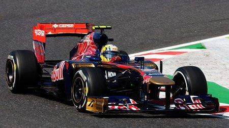GP de Japón F1 2011: Jaime Alguersuari saldrá mañana desde la decimosexta posición