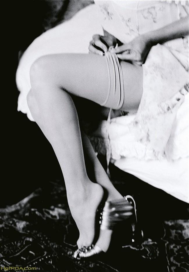 Foto de Penélope Cruz fumándose un puro (10/12)