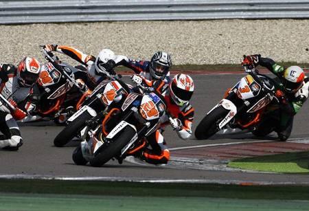 KTM European Junior Cup
