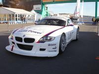 BMW Motorsport lanza una versión GT3 del Z4