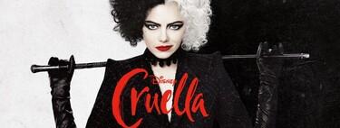 'Cruella': una notable reimaginación de la villana de '101 dálmatas' al servicio de una arrolladora Emma Stone