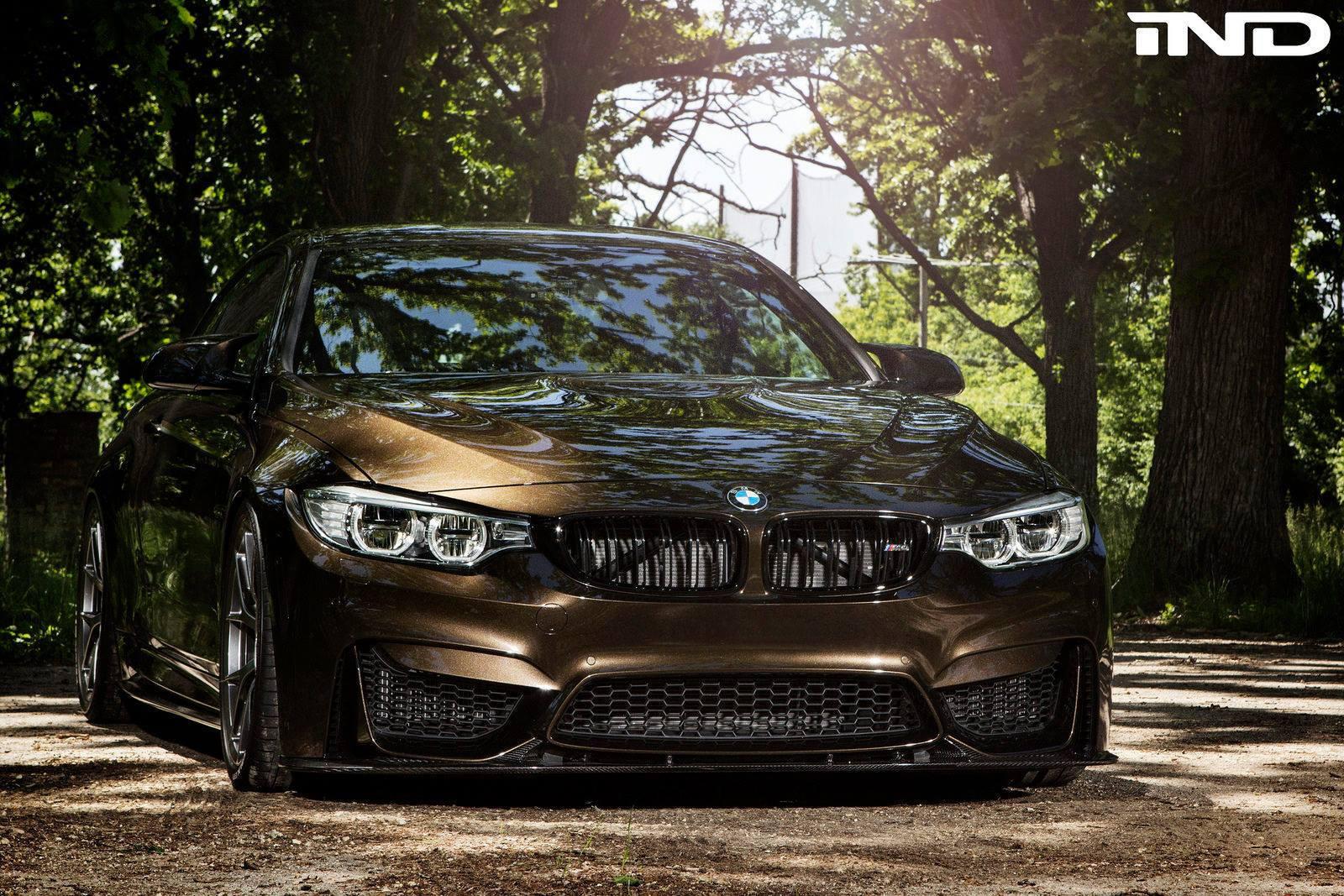 Foto de BMW M4 preparadopor IND (10/13)