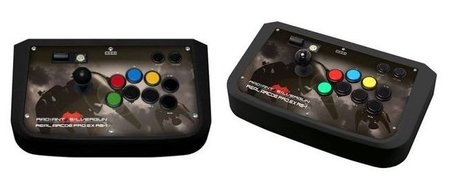 'Radiant Silvergun' y su arcade stick a juego que probablemente no veremos por Europa