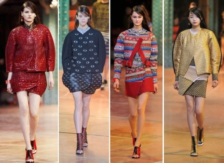 kenzo cocoon aw 2013