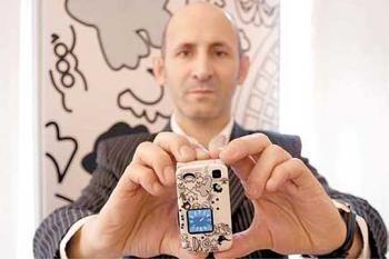 Devota & Lomba diseña un teléfono móvil