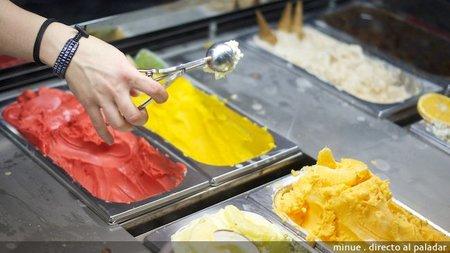 Millesime Restaurantes - helados