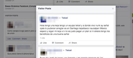 Queja Telcel