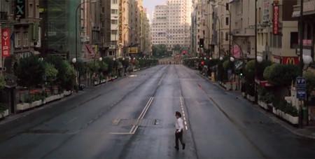 Conduciendo por una Nueva York vacía, o cómo el coronavirus ha convertido las grandes ciudades en urbes fantasma