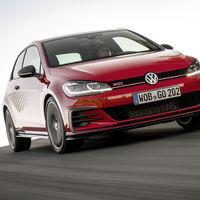 Así es el nuevo Volkswagen Golf GTI TCR: el GTI más potente, con motor 2.0 TSI de 290 CV