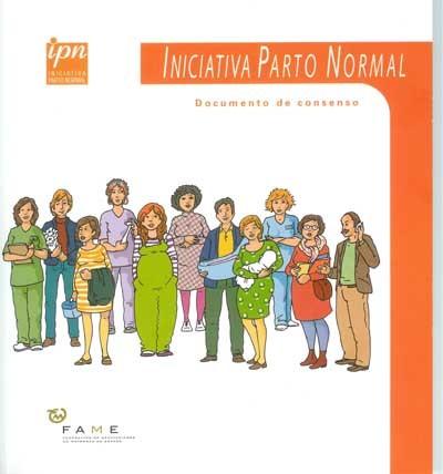 """Libro """"Iniciativa Parto Normal"""": la Federación de Matronas por un parto más natural"""