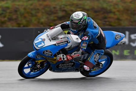 Sergio Garcia Austria Moto3 2019