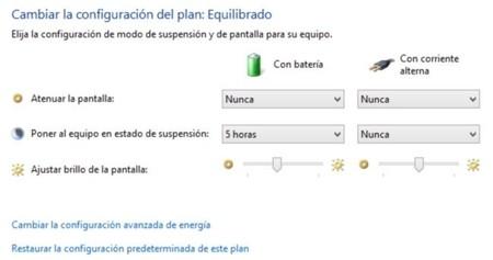 Cómo modificar las funciones de apagado y suspensión de Windows 8 y RT