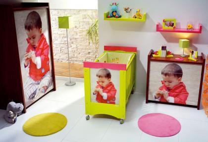 Muebles infantiles personalizados con las fotos de tus hijos