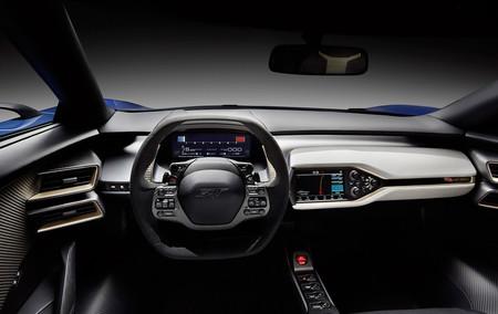 Ford GT 2016 - interior