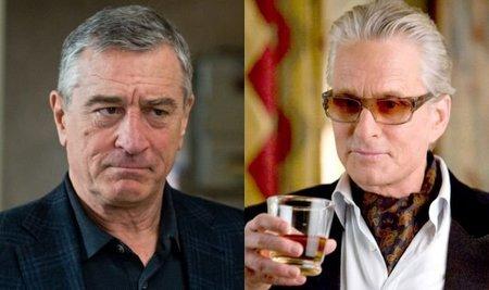 Robert de Niro y Michael Douglas protagonizarán una loca comedia ambientada en Las Vegas