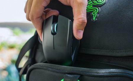Razer Orochi, un mouse de gran precisión para los que juegan con la portátil