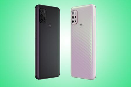 Motorola Moto G10 y Moto G30: dos nuevos gama media con pantalla a hasta 90 Hz, gran batería y por debajo de los 220 euros
